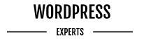 Wordpress experts Logo White